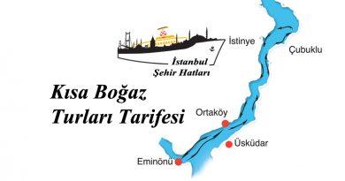 İstanbul Kısa Boğaz Turları